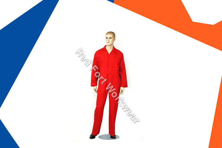 Industrial Corporate Work Wear for Industrial Use-Red Fort Workwear