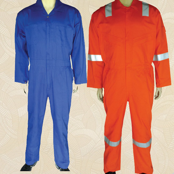 Nomex Coveralls - Red Fort Workwear