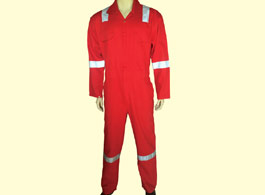 Industrial Safety Coveralls - Red Fort Workwear