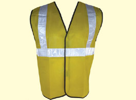 Reflective Safety Vests - Red Fort Workwear